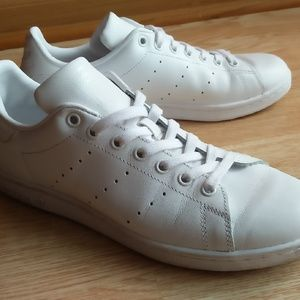 Adidas Mono White Stan Smiths